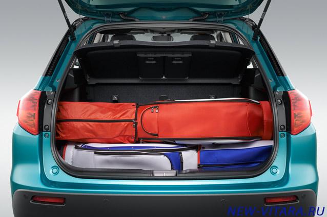 Вместительный багажник Suzuki Vitara - vitara37.jpg