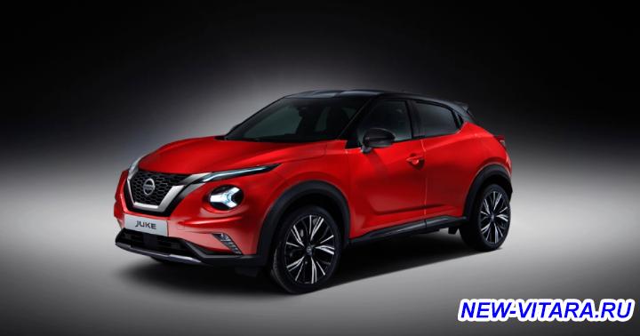 Nissan Juke - Nissan Juke New.png
