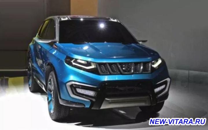 Штатная магнитола, ее функции, возможности и звучание - 2020-Suzuki-Vitara.jpg
