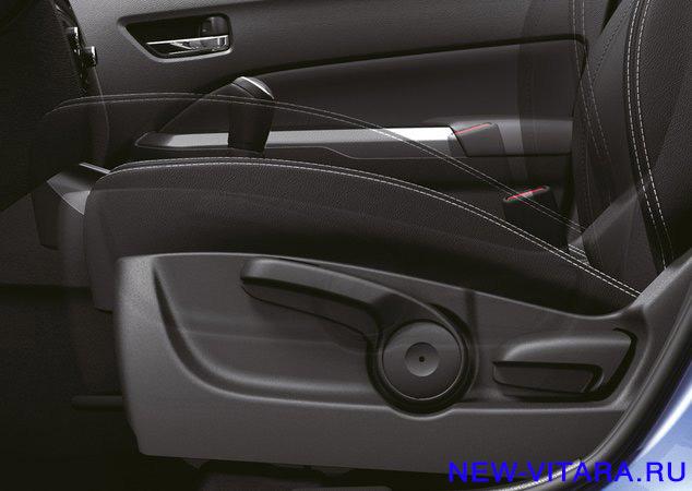 Сиденье водителя Suzuki Vitara - vitara86.jpg