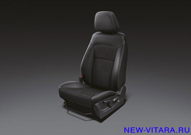 Водительское сиденье нового Suzuki Vitara - vitara87.jpg