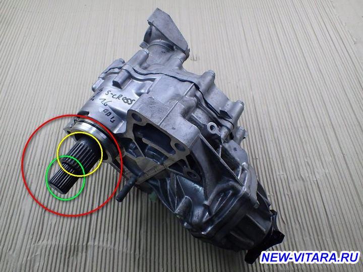 АКПП на Suzuki Vitara - рк.jpg