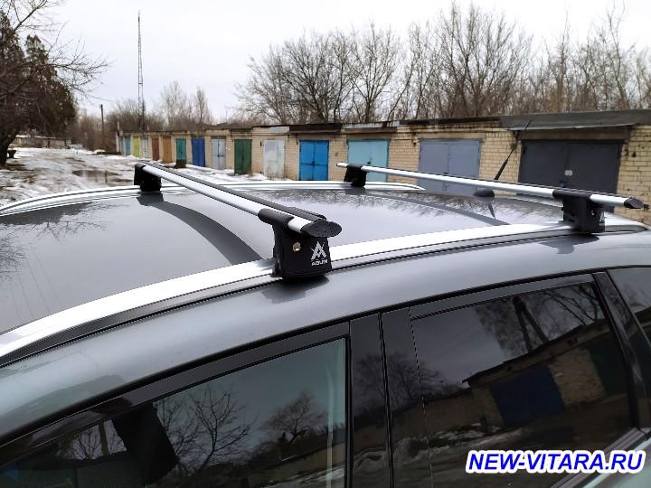 Багажник на крышу - Aguri.jpg
