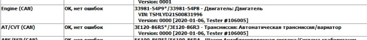 АКПП на Suzuki Vitara - Скан блоков..jpg