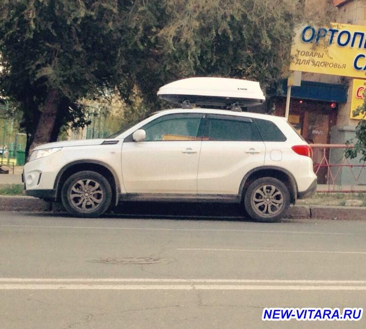 Багажник на крышу - image.jpg