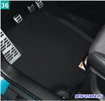 7590154PB0000 Коврик в салон Suzuki Vitara - 001.jpg