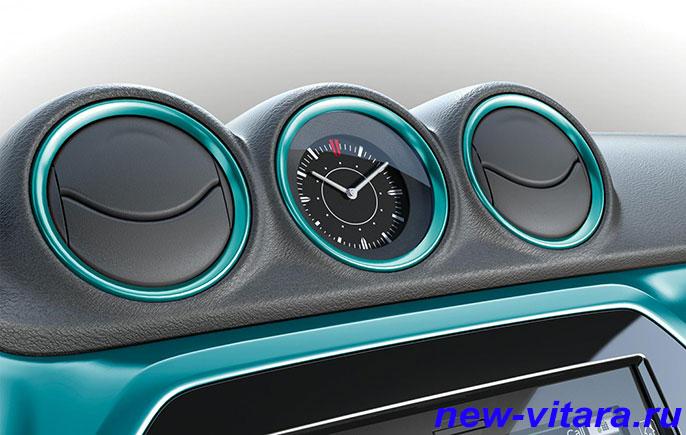 Фотографии Suzuki Vitara - clock.jpg