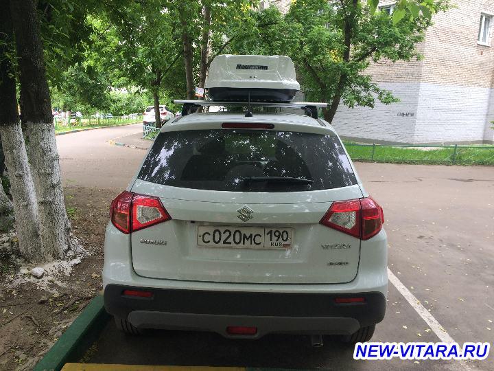Багажник на крышу - IMG_4361.JPG