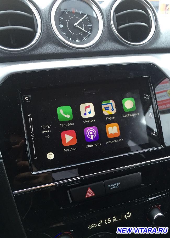 Apple CarPlay в Suzuki Vitara - image.jpeg