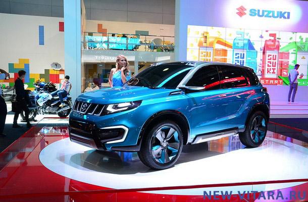 Концепт кар Suzuki iV4 на автосалоне на ММАС 2014. - Vitara_concept4.jpg