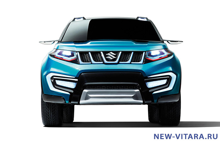 Официальное фото концепт кара Suzuki iV4. - Vitara_concept5.jpg