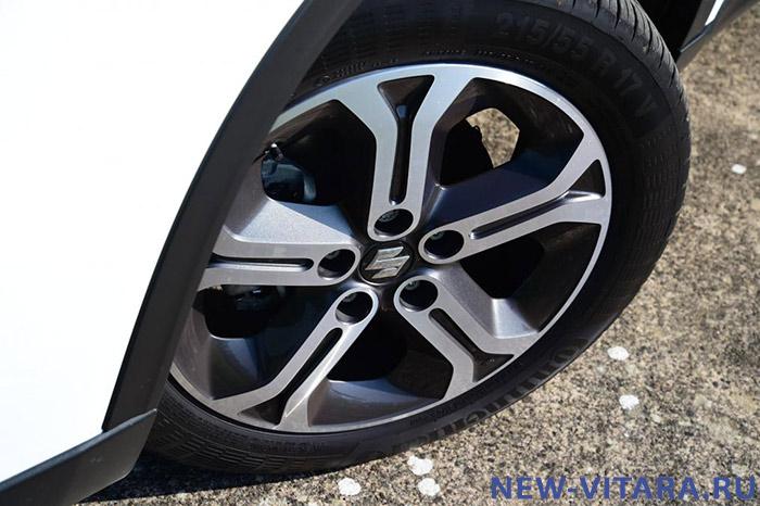 Диски новой Suzuki Vitara. - vitara13.jpg