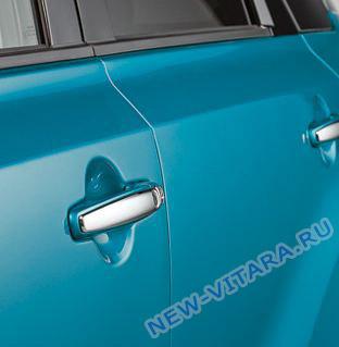 Хромированные накладки на ручки дверей - nvitara1.jpg