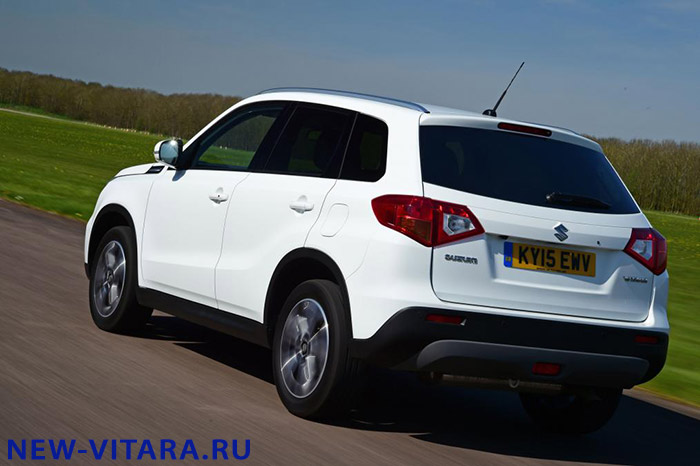 Новая Suzuki Vitara на дорогах Европы. - vitara19.jpg