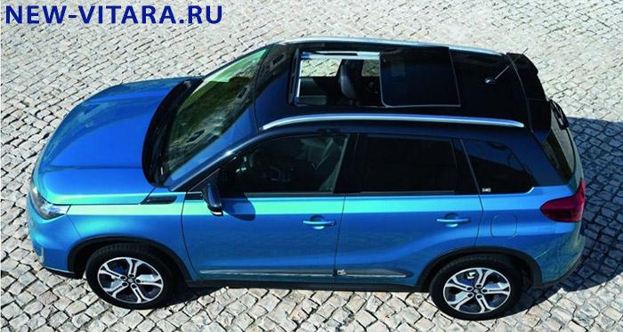 Панорамная крыша Suzuki Vitara. - vitara20.JPG