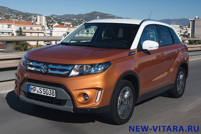 Suzuki Vitara в цвете Horizon Orange Metallic, Superior White. - vitara21.jpg