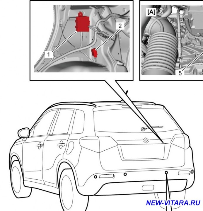 Парктроник - Parking buzzer.jpg