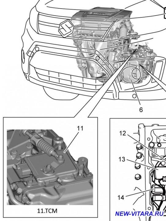 АКПП на Suzuki Vitara - TCM.jpg
