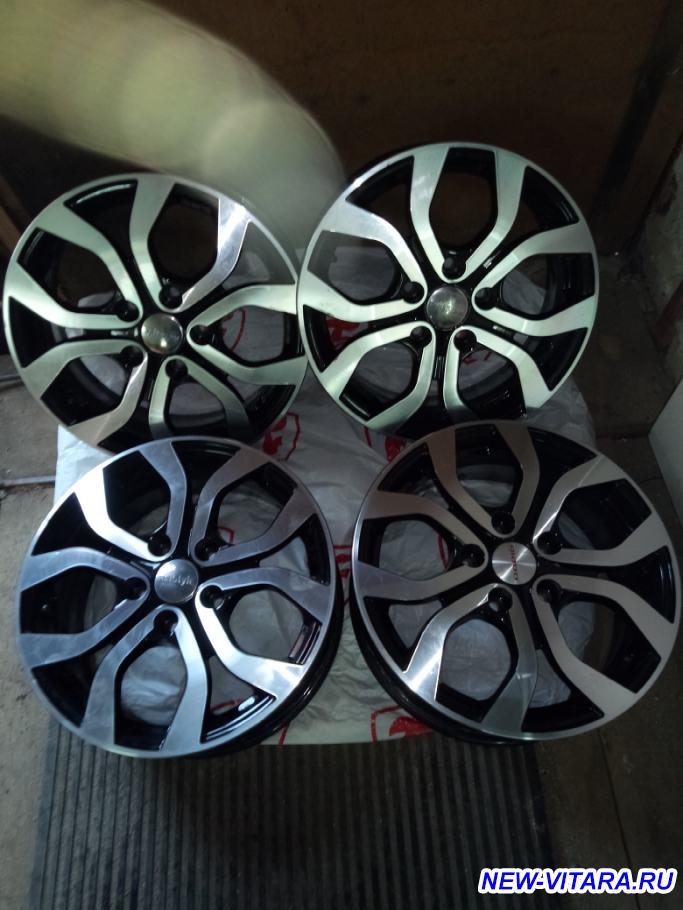 Москва. Комплект летних колес Конти Премиум контакт 2 на литых дисках - IMG_20190417_170922.jpg