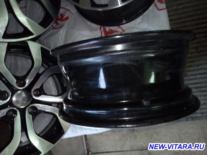Москва. Комплект летних колес Конти Премиум контакт 2 на литых дисках - IMG_20190417_171647.jpg