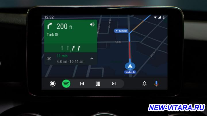 Android Auto amp; Suzuki Vitara - android-auto-update-2.jpg