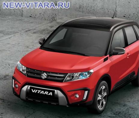 Suzuki Vitara в красно-черном цвете - vitara72.jpg