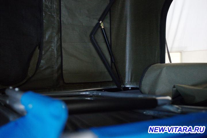 Спальное место в салоне багажнике - IMG_5266.jpg