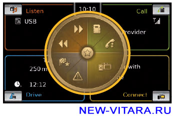 Функция быстрого доступа магнитолы Suzuki Vitara - vitara65.jpg