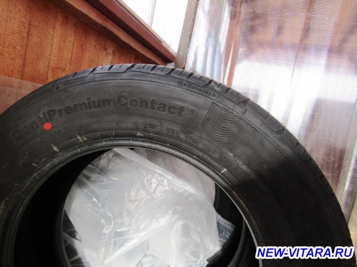 Новые штатные шины Continental ContiPremiumContact5 215 60 R16 - cont2.JPG