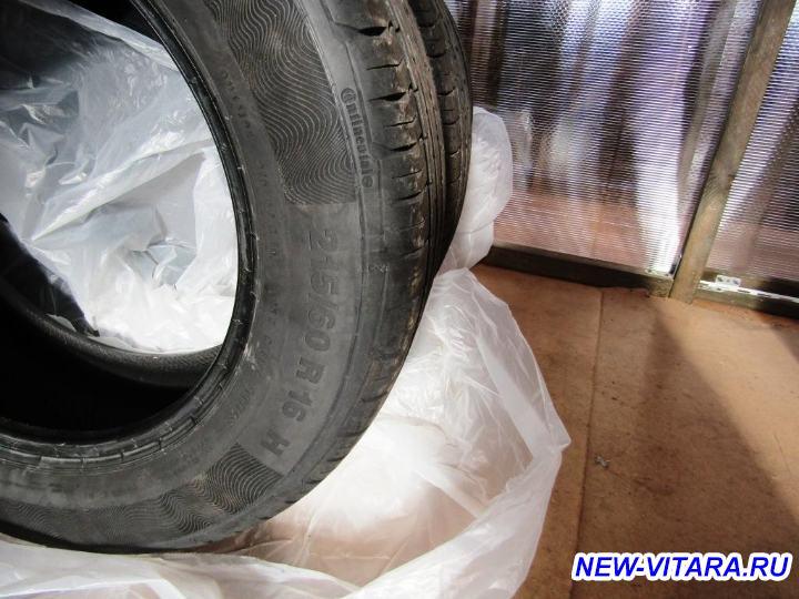 Новые штатные шины Continental ContiPremiumContact5 215 60 R16 - cont3.JPG