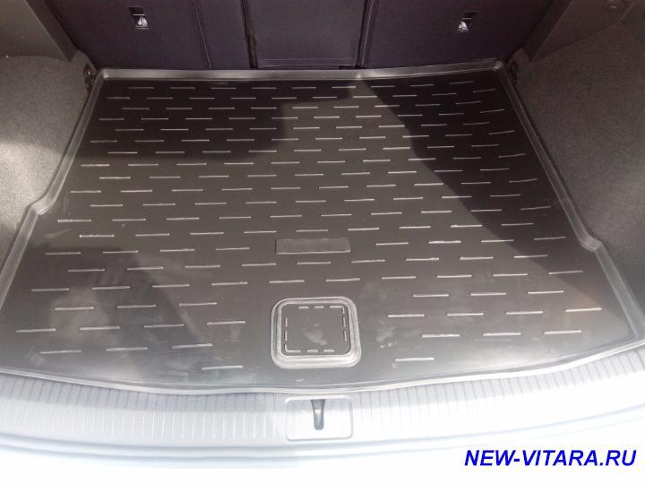 Коврики в Салон и багажник, аксессуары Сузуки Витара - bag_vw_tiguan_2.jpg
