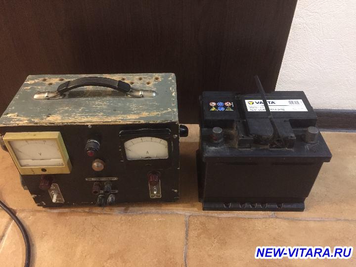 Аккумулятор, напряжение в сети автомобиля - 3C384D3C-41B4-4E93-948C-BD264215F3AE.jpeg