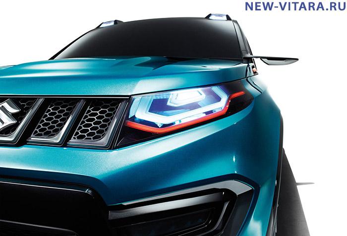 Официальное фото концепт кара Suzuki iV4. - Vitara_concept6.jpg