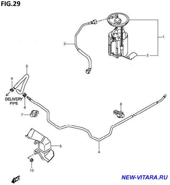 Бензонасос фильтр - European fuel pump.jpg