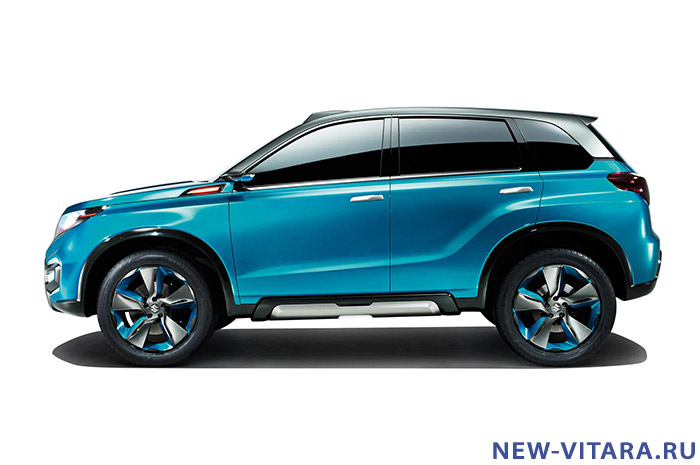 Официальное фото концепт кара Suzuki iV4. - Vitara_concept10.jpg