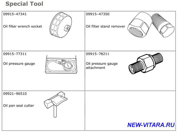 Каталожные номера на расходники и т.д. - Special Tool.jpg