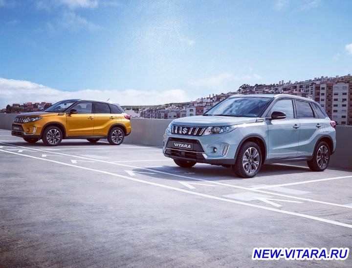 Фотографии новой Suzuki Vitara - Screenshot_20180828-072023_Instagram.jpg
