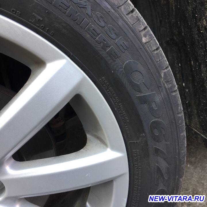 Летняя и всесезонная резина, штатные шины - AF2EB919-483F-4DE8-A6F2-0D2A7121E551.jpeg