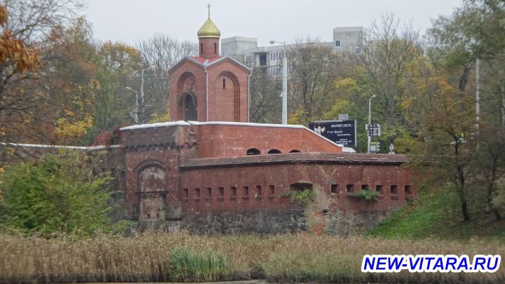 Поездки по Калининградчине - Аусфальские ворота.jpg