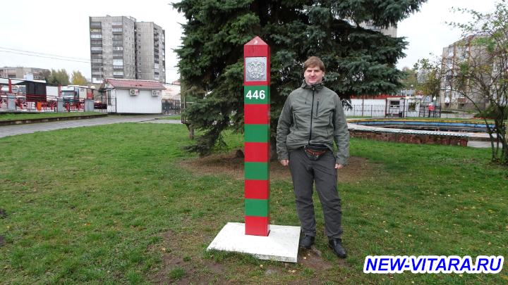 Поездки по Калининградчине - Советск столб.jpg