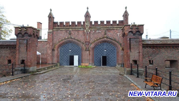 Поездки по Калининградчине - Фридландские ворота.jpg