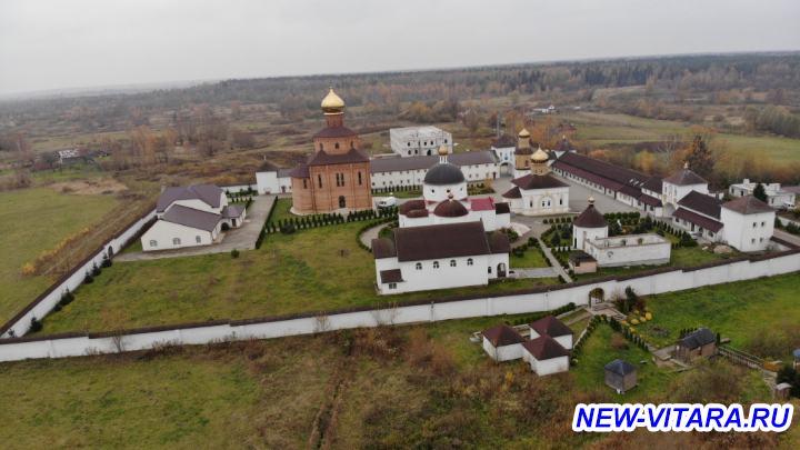 Поездки по Калининградчине - Приозёрье монастырь.jpg