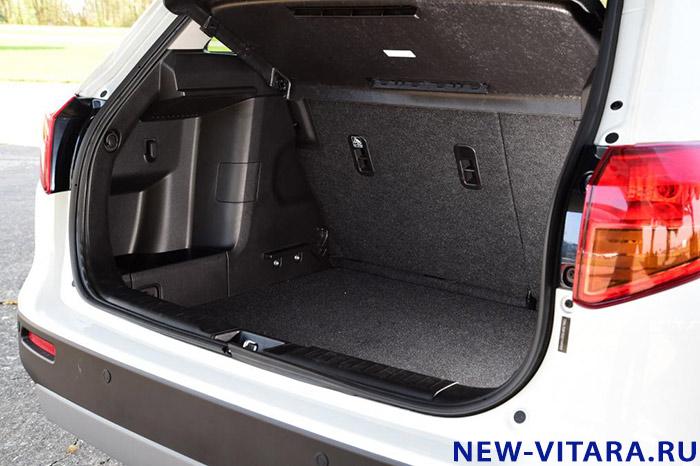 Багажное пространство Suzuki Vitara - vitara14.jpg