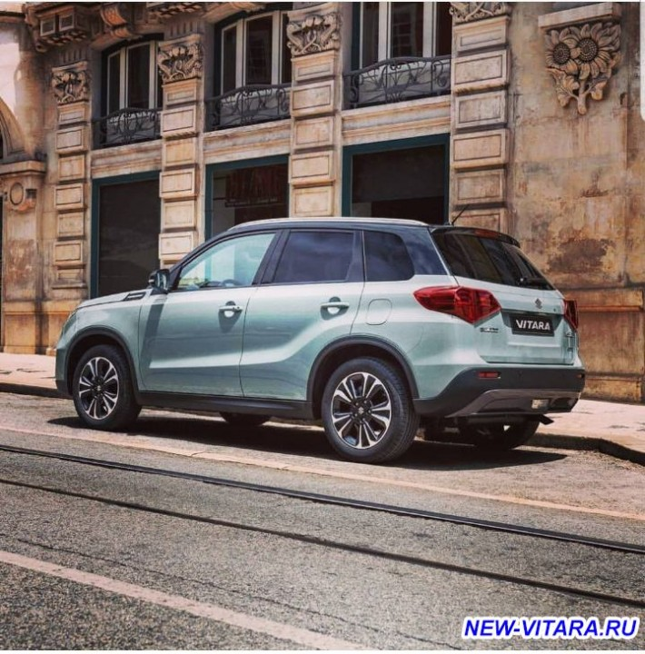 Фотографии новой Suzuki Vitara - Screenshot_20180828-072813_Instagram.jpg